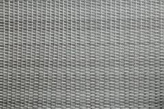 Grey woven webbing background Stock Photo