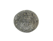 Grey Zen Stone dropp royaltyfria bilder