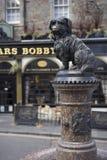 Greyfriar's Bobby landmark Stock Image