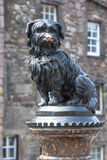 Greyfriars Bobby in Edinburgh Lizenzfreie Stockbilder