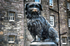 Greyfriars Bobby, Edinburgh, Scotland Royalty Free Stock Image