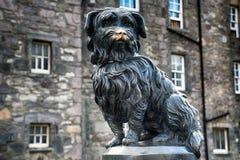 Greyfriars Bobby, Edinburgh, Scotland. Greyfriars Bobby in Edinburgh, Scotland Royalty Free Stock Image
