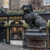Greyfriars Bobby, Edinburgh Stock Images