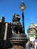 Greyfriars Bobby statue Stock Photo