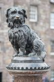 Greyfriars Bobby. The story of the dog in Edinburgh Stock Photography