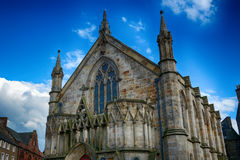 Greyfriars Kirk, Edinburgh, Scotland Stock Photography