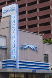 Greyhound Bus Station in Dallas Stock Photos