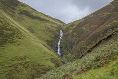 The Greymares Tail. This is The Greymares Tail, in Moffat, Scotland, UK Royalty Free Stock Photo