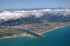 Greymouth Stock Photo