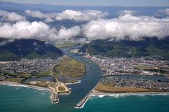 Greymouth Royalty Free Stock Image