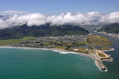Greymouth Royalty Free Stock Photography