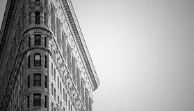 Greyscale Photography of Concrete High Rise Building Royalty Free Stock Images