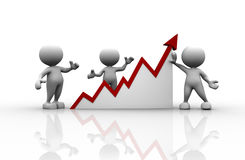 Gráfico Foto de Stock Royalty Free