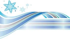 Gráfico do inverno Imagens de Stock