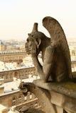 Нотр-Дам, Париж. Стоковая Фотография RF