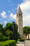 Grgur Ninski Statue Royalty Free Stock Photography