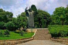 Grgur Ninski Statue Royalty Free Stock Image