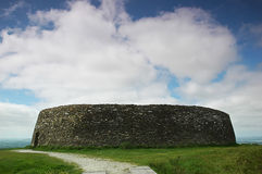 The Grianan of Aileach Stock Image