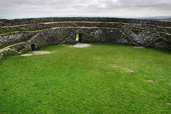 The Grianan of Aileach Royalty Free Stock Images
