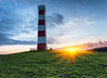 Gribbin Head Royalty Free Stock Images