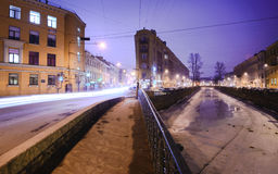 Griboedov Channel Stock Photography