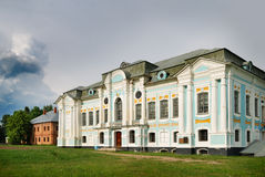 Griboedov mansion in Smolensk region Royalty Free Stock Photo
