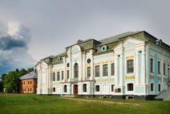 Griboedov mansion in Smolensk region. (Russia royalty free stock photo
