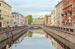 Griboyedov Canal Royalty Free Stock Image