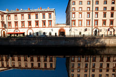 Griboyedov Canal Embankment Royalty Free Stock Photos