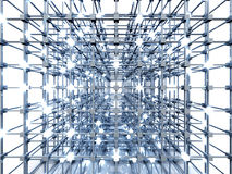 The Grid Royalty Free Stock Photo