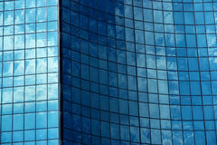 Grid. Building Grid Royalty Free Stock Image