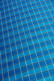 Grid. Blue grid Royalty Free Stock Images