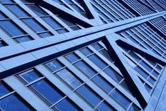 Grid. Highrise closeup Stock Images