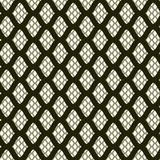 Grid. Abstract geometric background. Seamless vector pattern. Mesh with large cells at the front and a fine mesh in the background. Repeating pattern for Royalty Free Stock Image