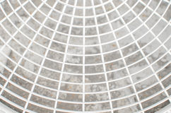 Grid of Ac Condenser air Stock Photography