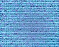 Grid_004 azul Foto de archivo libre de regalías