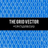 The Grid background with grunge texture royalty free illustration