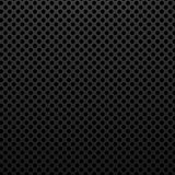 Grid Black Metal Texture. Vector Eps10 Royalty Free Stock Images