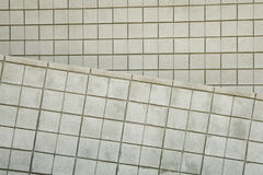 Grid Block Wall 2 Stock Photo