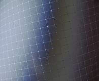 Grid blue Stock Images