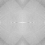 Grid of dynamic lines. Seamlessly repeatable mesh pattern. Disto Stock Photography