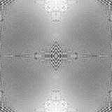 Grid of dynamic lines. Seamlessly repeatable mesh pattern. Disto Stock Images
