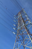 Grid electricity tower - Series 6 Stock Images
