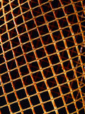 Grid of fiberglass resin Royalty Free Stock Photos