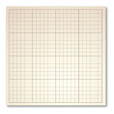 Grid graph Royalty Free Stock Photography