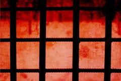 Grid grunge background Stock Photography