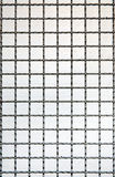 Grid line of metal fence pattern, Background, Abstract or Texture. Stock Images