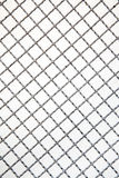 Grid line of metal fence pattern, Background, Abstract or Texture. Royalty Free Stock Images