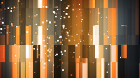 Grid Lock Particles. Background with grid locked abstract particles. 8K Ultra HD Resolution at 300dpi Stock Illustration