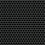 Grid mesh background. Black metal with rough texture. macro of speaker grill Stock Image